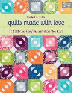 WISH-LIST DAY! Stop by for a sneak peek at 15 new quilting books debuting this summer.