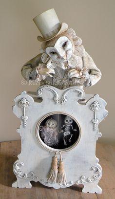 The Puppeteer's Halloween Follies  © Rucus Studio 2010