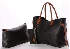 Black 3 in 1 bag