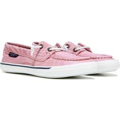 91cd522add8c0 Sperry Top-Sider Women s Lounge Away Canvas Sneaker at Famous Footwear  Sperry Top Sider