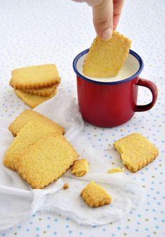 Sweet Breakfast, Breakfast Items, Polenta, Cookie Recipes, Baking Recipes, Kenwood Cooking, Cooking Cookies, Biscotti Cookies, Light Cakes