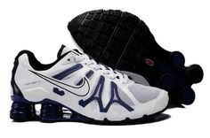 The products detail of Nike Shox 2013 turbo mens white deep blue shoes.including the picture, the price, the descriptions and the discount imformation!cheap nike shox shoes sale and shop it now. Mens Nike Shox, Nike Shox Shoes, Nike Shox Nz, Nike Roshe Run, Sneakers Nike, Michael Jordan Shoes, Air Jordan Shoes, Nike Outlet, Shoes Outlet