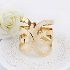 Characteristic Solid Color Openwork Alloy Bracelet For Women, AS THE PICTURE in Bracelets | DressLily.com