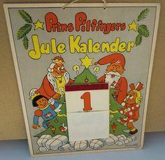 Gammeldags julekalender