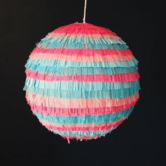 Gender Reveal Piñata Baby Showers Sip n' Sees by TheBlowout