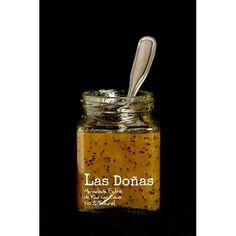 Mermelada de kiwi con cava Las Doñas 250 gr.