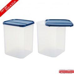 Signoraware Square Modular Container Ltr Set of 2 Pcs Buy Kitchen, Kitchen Items, Kitchen Utensils, Kitchen Appliances, Storage Sets, Storage Containers, Kitchenware, Tableware, Stuff To Buy