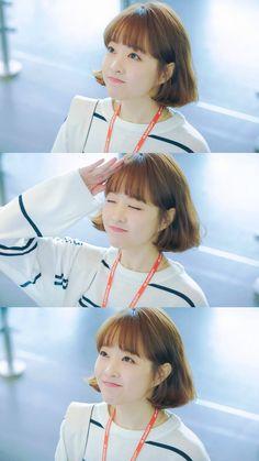 [Strong Woman Do Bong Soon] Korean Drama --->> baby girl 😍 Park Bo Young, Asian Actors, Korean Actresses, Korean Actors, Korean Dramas, Korean Idols, Park Hyung Sik, Strong Girls, Strong Women
