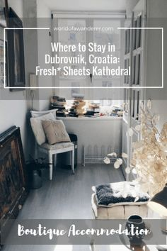 9 Reasons You'll Love Fresh Sheets Kathedral in Dubrovnik - World of A Wanderer