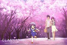 Clannad After Story.- ugh even more crying than the first clannad T-T