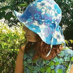 Remade by MirriPirri: Solhattar solhattar för både barn och vuxna