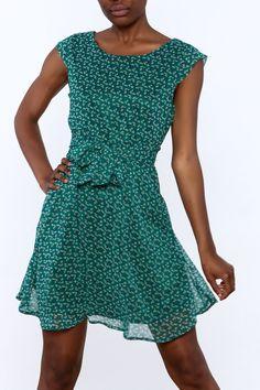 Jade Shirin Dress