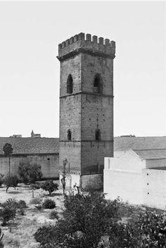 Torre del Infante Don Fadrique. Sevilla, 1906-1910. Colección Thomas / IEFC