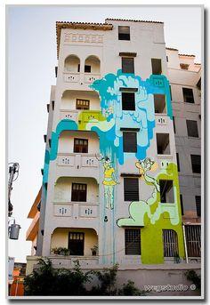 Rio Piedras Puerto Rico   graffiti rio piedras casco urbano de rio piedras puerto rico