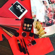 Chanel Le Rouge Collection No1   ....Pixiwoo....   Bloglovin'