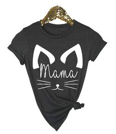 Cat Face Mama Shirt For Mom Shirts And Recommendations Shirts are unisex. We recommend sizing down if your prefer your shirt to be more fitted. For more accurate information on sizes, please refer to the pictures for the size chart. Washing/Drying Instructions Wash-In cold water Dry-Tumble Dry low If you need to iron, we recommend ironing inside out to avoid ironing on the design Processing/Shipping Please refer to the Shipping tab for current processing time.