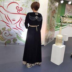 Caftan 2018 De Luxe - Leila Hadioui Haute Couture - Caftan Marocain de Luxe 2018 : Boutique Vente Caftan Pas Cher