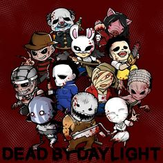 Dead By Daylight Gaming Rules Halloween Drawings Fnaf Horror Movies Dragon Ball
