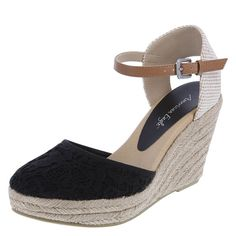Women's Truly Closed-Toe Wedge