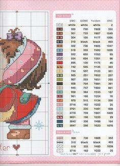 GRAFICOS SODA COREA ,,, SUPER LINDOS (pág. 7) | Aprender manualidades es facilisimo.com