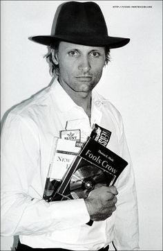 ... ah, VIGGO. You can leave your hat on (Randy Newman).