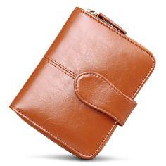 $20.99 (Buy here: https://alitems.com/g/1e8d114494ebda23ff8b16525dc3e8/?i=5&ulp=https%3A%2F%2Fwww.aliexpress.com%2Fitem%2FBrown-Short-Mini-Wallet-Women-Purse-And-Handbag-Genuine-Leather-Fashion-Design-Brand-New-Wallets-Carteira%2F32720689758.html ) Brown Short Mini Wallet Women Purse And Handbag Genuine Leather Fashion Design Brand New Wallets Carteira Billeteras Para Mujer  for just $20.99