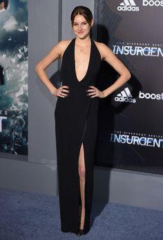Le look de Shailene Woodley
