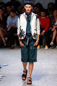 Antonio Marras | Spring 2016 Menswear Collection | Vogue Runway