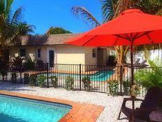 Luxurious 4BR/4BA/2KIT w/ Heated Pool, 3 Min Walk to BeachVacation Rental in Siesta Key from @HomeAway! #vacation #rental #travel #homeaway