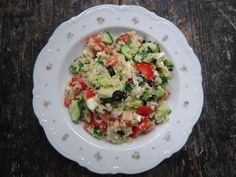 Griekse couscous