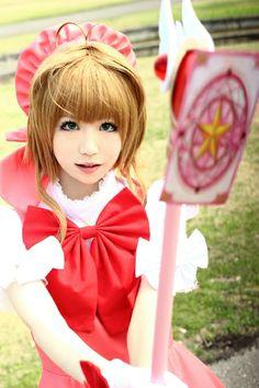 Sakura Kinomoto from Cardcaptor Sakura