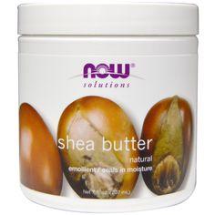 #Manteca de #karite Now Foods, Solutions, Shea Butter, 7 fl oz (207 ml)