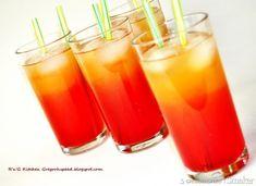 12 pomysłów na wyjątkowe, sylwestrowe drinki - Smaker.pl Fruit Drinks, Pint Glass, Beer, Polish, Tableware, Kitchen, Gastronomia, Fruity Drinks, Root Beer