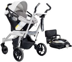 Orbit G2 Stroller - It's the bee's knees and I am SO in love