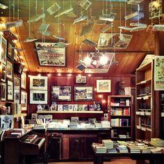 Henry Miller Memorial Library, Big Sur, California