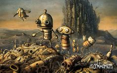 Top Games Download : Machinarium Download Free