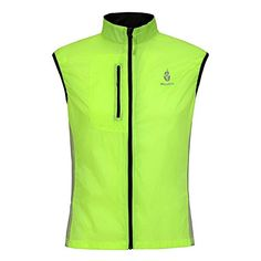 Amazon.com   WOLFBIKE Cycling Vest Jersey for Men Sleeveless 54652be88