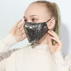 face mask fashion face care shield sun bling color shield in place no hugs elbow touch Diy Mask, Diy Face Mask, Face Masks, Kpop Face Mask, Diy Vetement, Protective Mask, Mask Party, Mouth Mask, Cotton Fleece