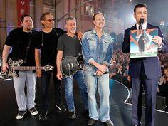 Van Halen in Kimmel 2015