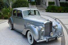 Rolls-Royce & Bentley — 1952 Bentley R-Type