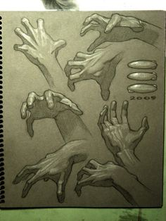 "fucktonofanatomyreferences: "" A super fuck-ton of knuckle/hand references (per…"