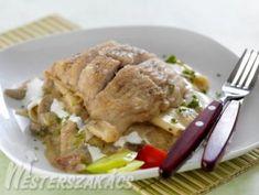 Dorozsmai ponty recept Turkey, Chicken, Food, Drink, Beverage, Turkey Country, Essen, Meals, Yemek