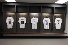 Wemb Recce: Changing room dressing Wembley Stadium, Changing Room, Dressing, Walk In Closet