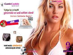Canlicadde.com Sarışın Kız Sohbet Chat Sari, Blog
