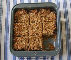 ... | Cranberries, Raspberry oatmeal bars and Crock pot peach cobbler