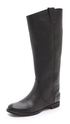 Madewell // Archive Leather Boots // $298.00 // Also decent looking for the price but I think the Sam Edelman ones look better for work, if you can deal with the heel. These feel alittle casual to me. // BOTTOM CHOICE