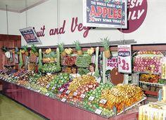 Tracey Moffat. 'First Jobs, Fruit Market' 1975
