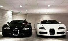 His and hers Bugatti