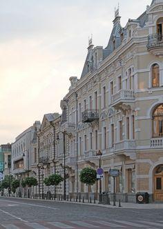 აღმაშენებლის გამზირი Aghmashenbeli Ave #Tbilisi #Georgia #Tbilisigovge…