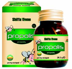 Propolis Kapsül, propolis ekstraktı içermektedir.
